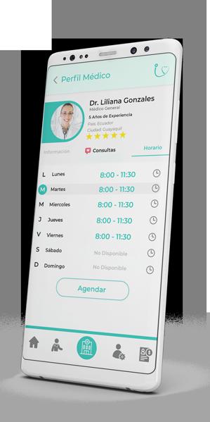 App-Usuario-Agendar-Medico